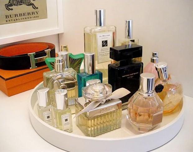 organizador-banheiro-perfumes (Foto:  Pinterest/Reprodução)