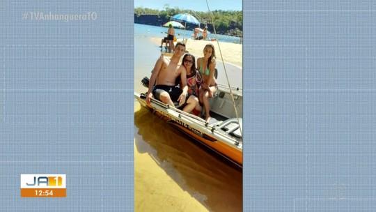Confira as fotos da galera curtindo as praias do Tocantins