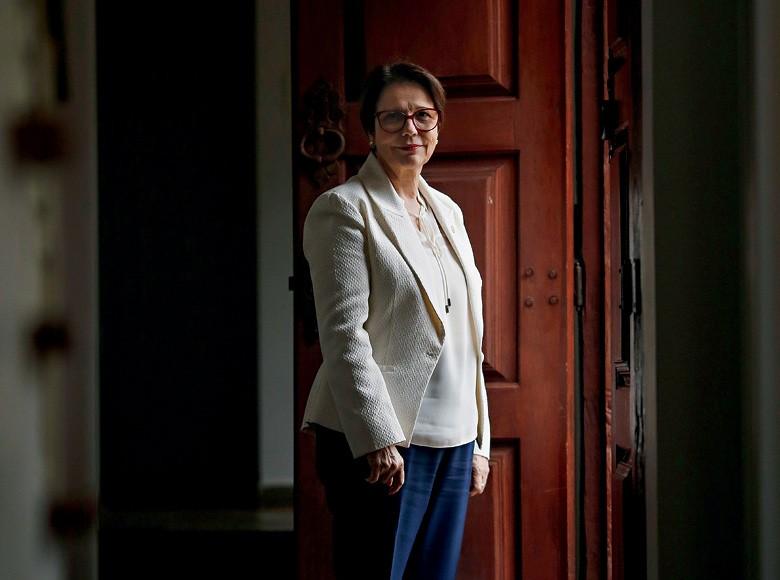 Tereza Cristina, deputada federal indicada pelo presidente eleito Jair Bolsonaro como nova ministra da Agricultura, Pecuária e Abastecimento (Foto: Adriano Machado)