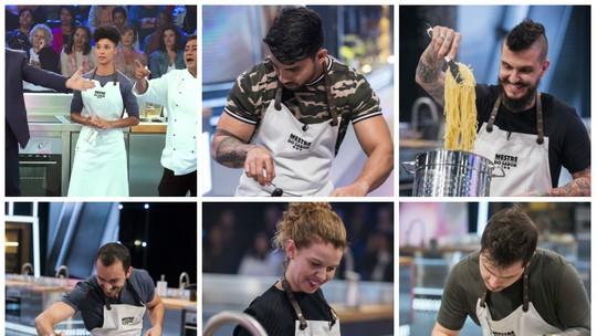'Mestre do Sabor': Participantes da segunda noite revelam suas especialidades na cozinha