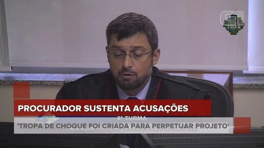 'Maior esquema de corrupção da história do Brasil', diz procurador