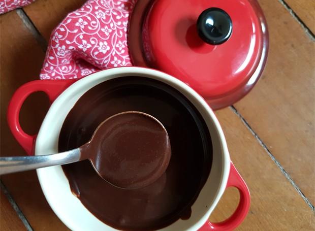 ganache-de-chocolate-vegana (Foto: Divulgação)