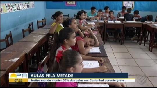 Reunião tenta dar fim a greve de professores em Castanhal, que já dura mais de 40 dias
