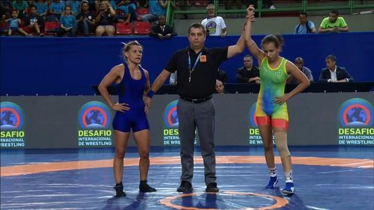 Brasil supera Argentina e vence Desafio Internacional de Wrestling em MG