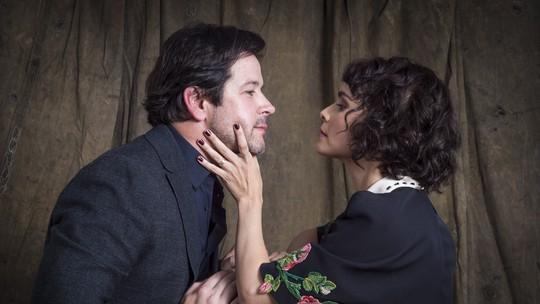 Murilo Benício dedica papel em 'Nada Será Como Antes': 'Uma declaração de amor a Débora'