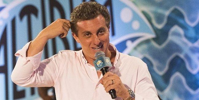 Luciano Huck (Foto: João Miguel Junior / TV Globo)