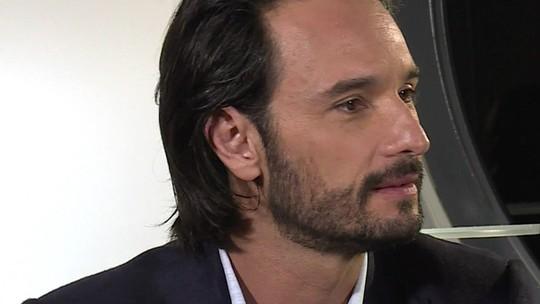 Rodrigo Santoro comenta papel de Jesus no filme 'Ben-Hur': 'Uma jornada pessoal e espiritual'