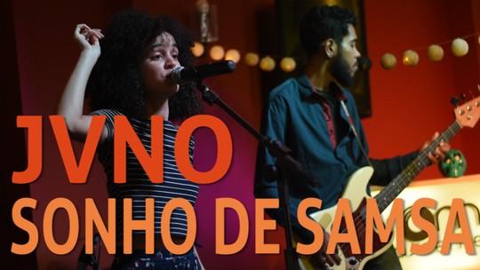 JVNO lança 'O Homem Sabonete', álbum de estreia com inspirações filosóficas