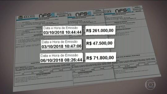 Candidata compra 5 milhões de santinhos a 48 h da eleição