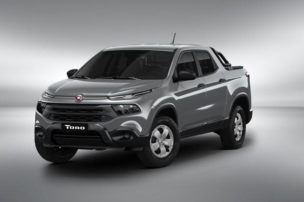 Fiat Toro 2020 (Foto: Divulgação)