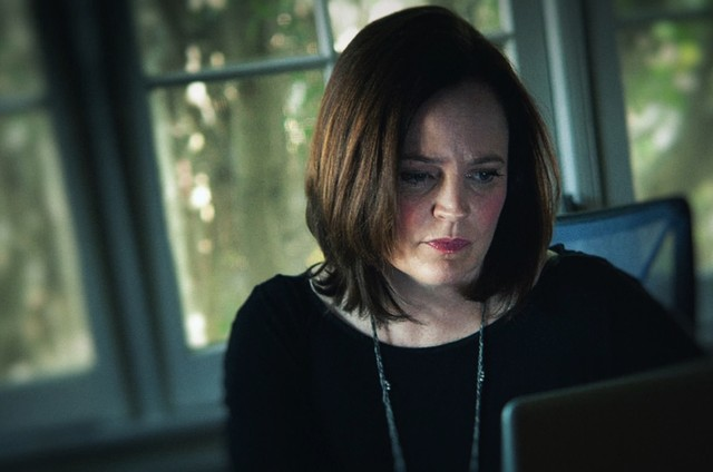 Michelle McNamara é tema da série 'I'll be gone in the dark', da HBO (Foto: Robyn Von Swank/HBO)