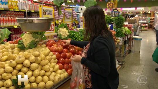 Alimentos mais baratos levam IPCA a apontar deflação em setembro