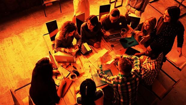 Empreendedorismo ; coworking ; cultura empreendedora ;  (Foto: Thinkstock)