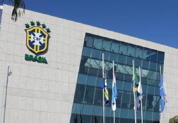 Sede da CBF no Rio de Janeiro (Foto: Reuters/Arquivo)