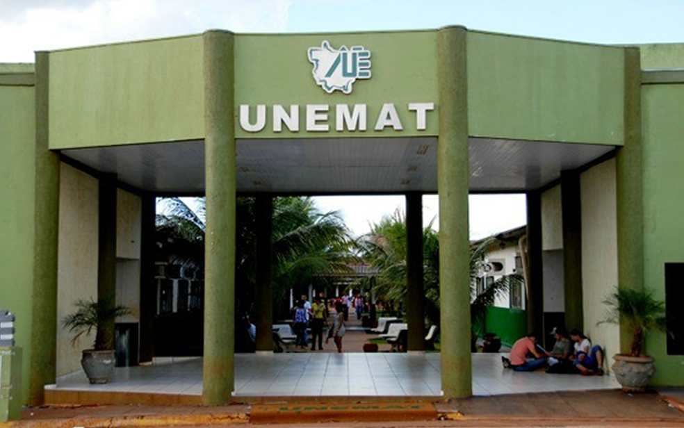 Unemat emitiu alerta sobre o golpe — Foto: Divulgação/Unemat