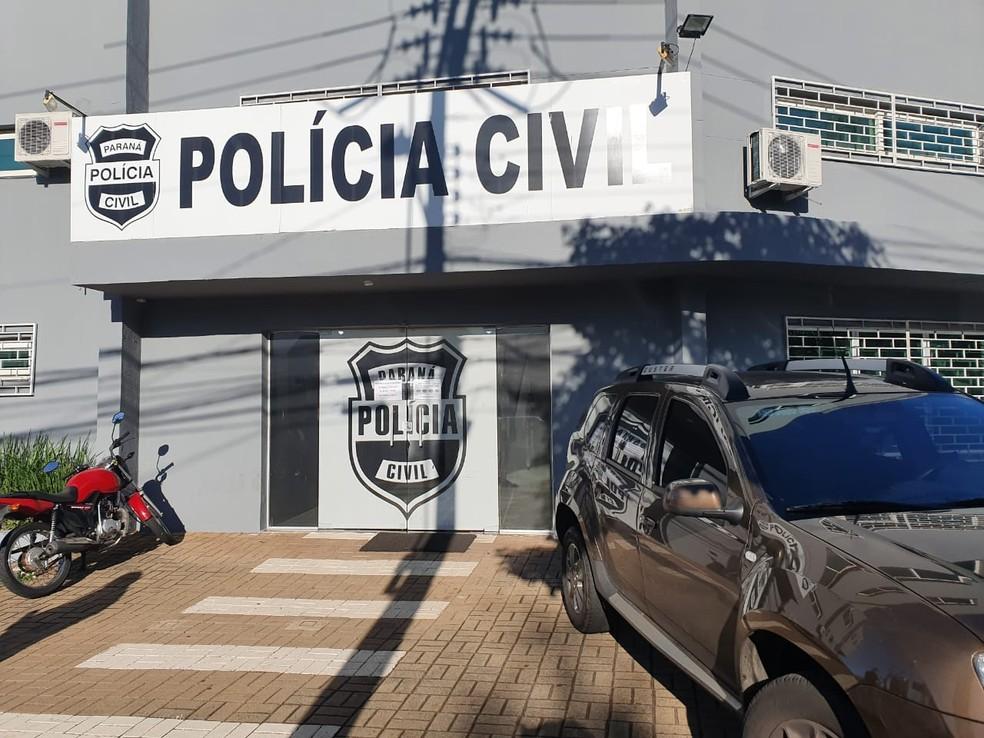 Polícia Civil faz operação em cidades do norte e do noroeste do Paraná nesta sexta-feira (3) — Foto: Eduardo Lhamas/RPC