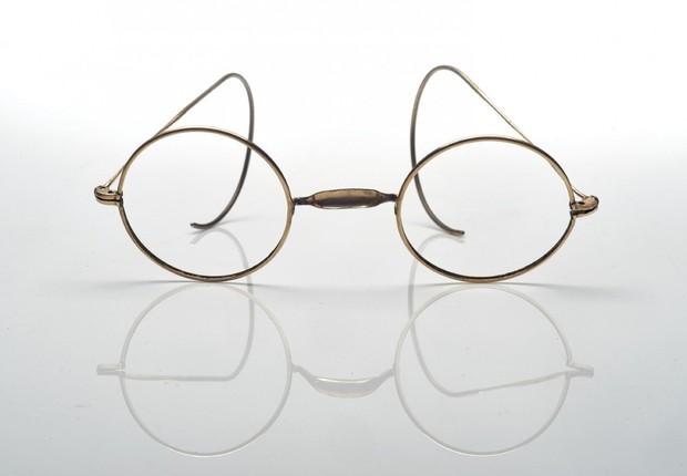 Os óculos do pintor francês Claude Monet foram vendidos por mais de US$ 50 mil em leilão na Christie's (Foto: Getty Images)
