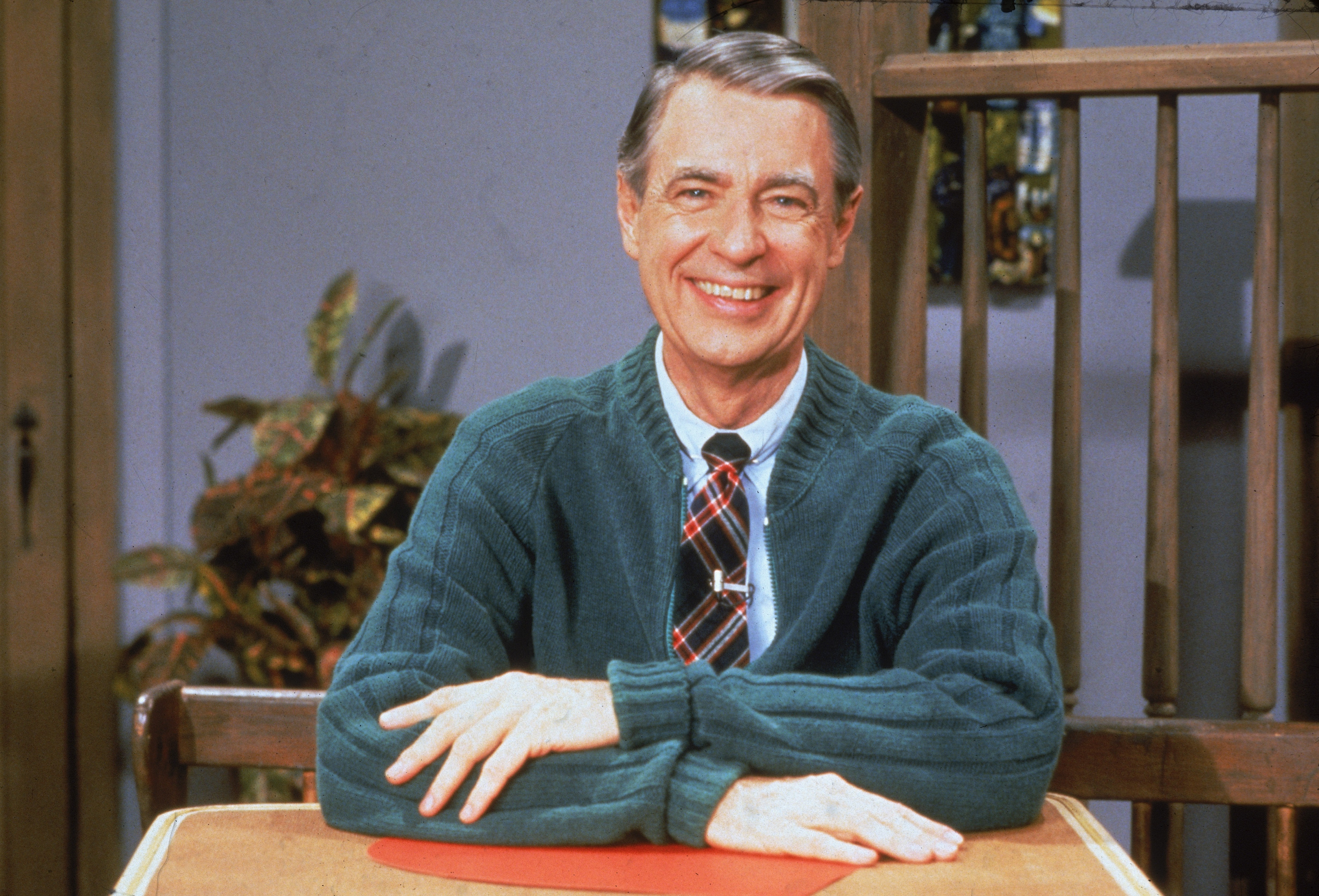 Fred Rogers (1928 - 2003) (Foto: Getty Images)