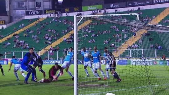 De forma heroica, Paysandu vira o jogo e vence o Figueirense na Série B