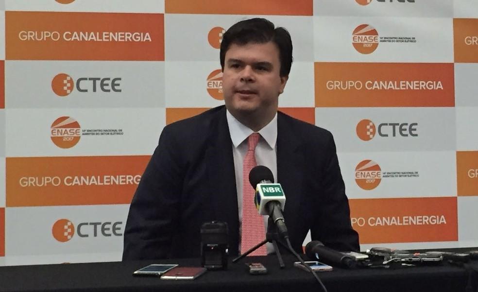 Deputado federal Fernando Bezerra Coelho Filho (DEM-PE) — Foto: Daniel Silveira / G1