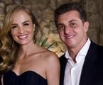 Angélica e Luciano Huck | Ellen Soares/TV Globo