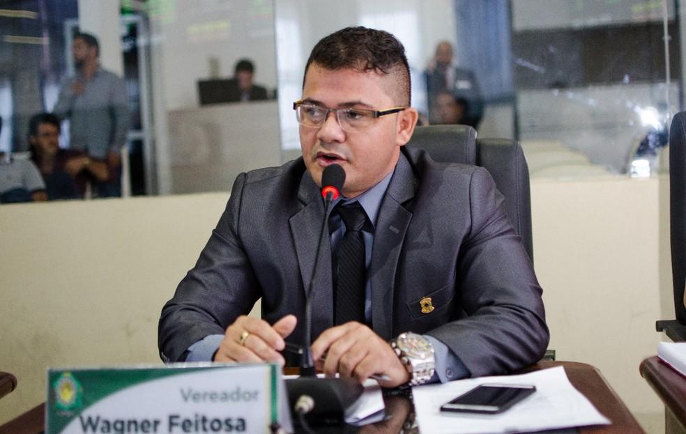 Vereador teve prisão preventiva dceretada (Foto: Secom CMBV/ Divulgação)