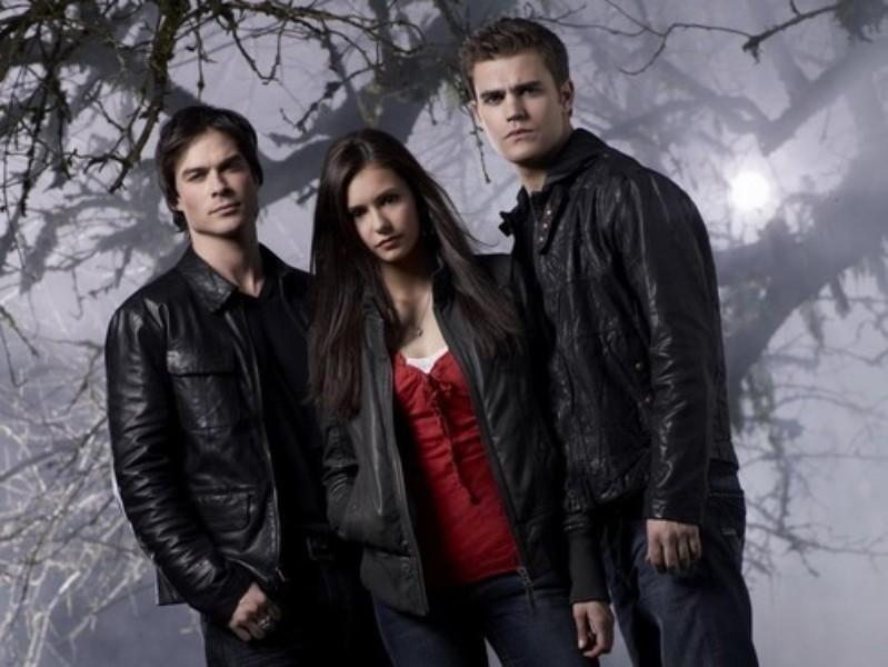 Kkiste The Vampire Diaries