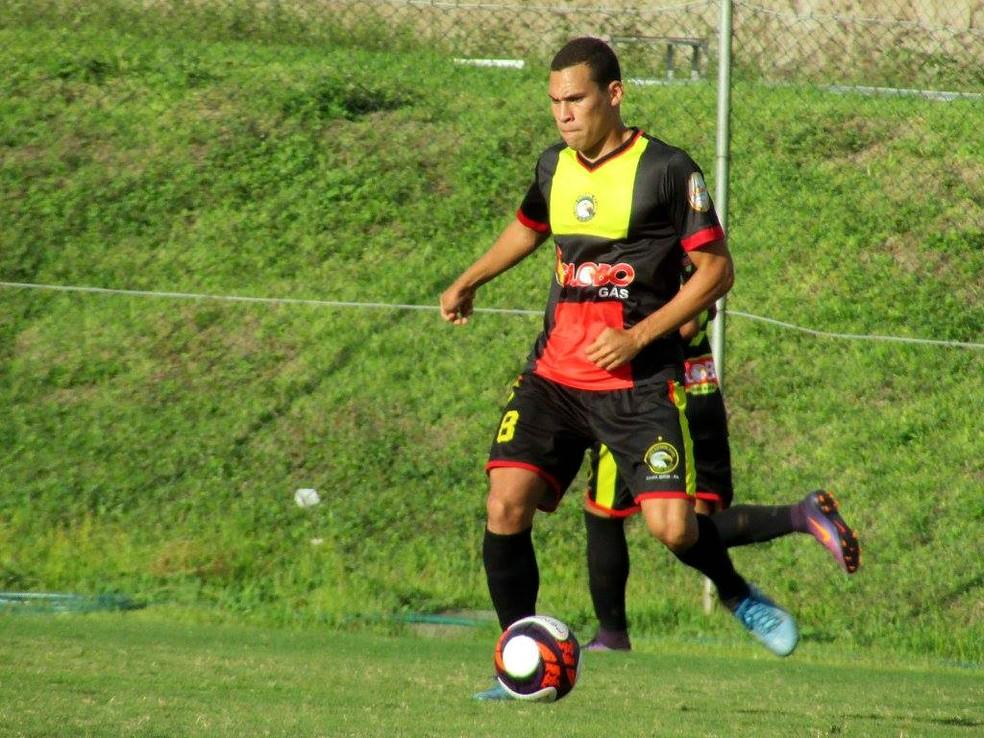 Pablo Oliveira foi vice-campeão do Campeonato Potiguar esse ano pelo Globo FC (Foto: Rhuan Carlos/Globo FC)