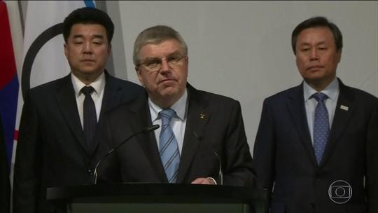 Após cancelar participação, Coreia do Norte confirma que enviará delegação para Olimpíada de Inverno