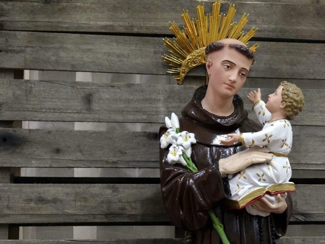 Padroeiro de Juiz de Fora, Santo Antônio é celebrado em paróquias da Arquidiocese - Notícias - Plantão Diário