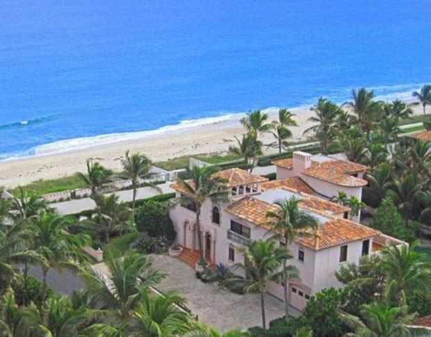 Jon Bon Jovi compra nova casa
