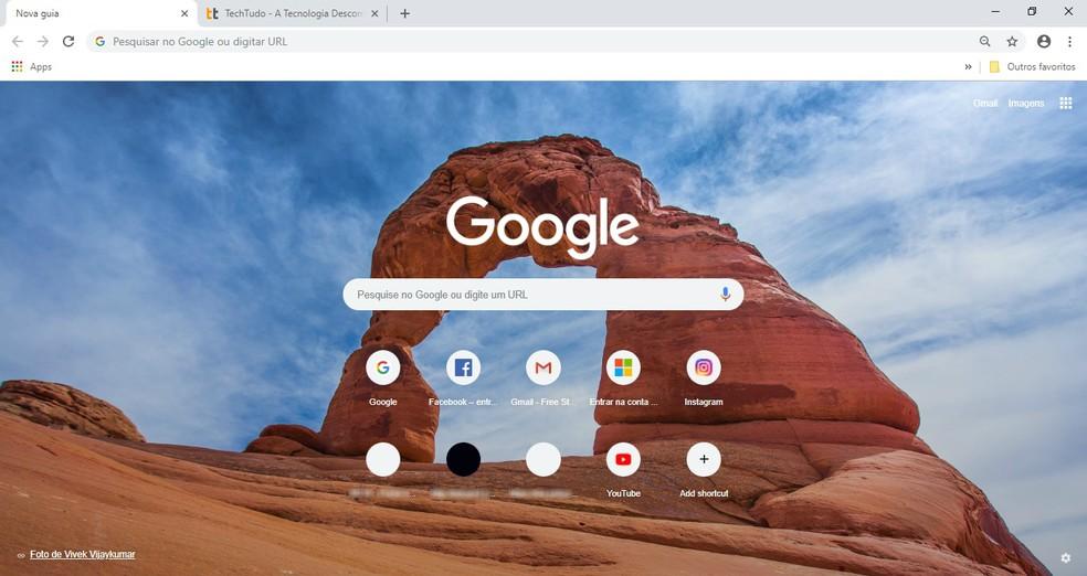 Como Colocar Um Papel De Parede No Google Chrome Downloads Techtudo