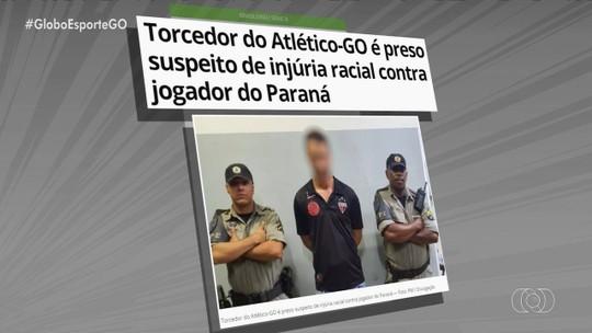 """""""Pensei que fosse fácil lidar, mas não é"""", conta jogador do Paraná alvo de injúria racial"""