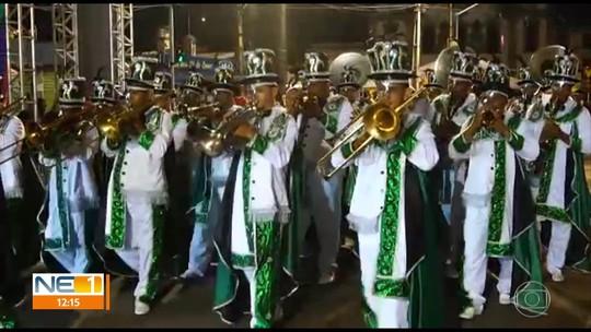 Escola Gigante do Samba vence concurso de agremiações do Recife pela 12ª vez consecutiva