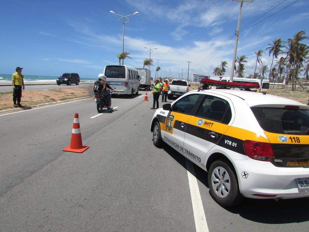 Fim de semana terá de interdições no trânsito em ruas e avenidas de Maceió
