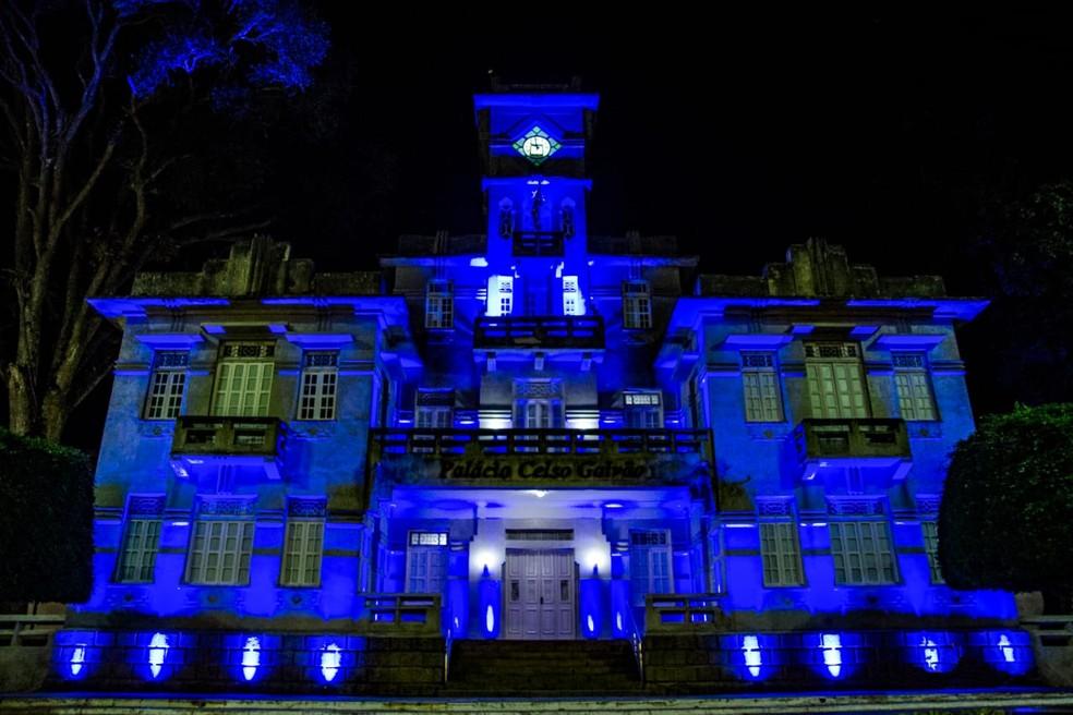 Prefeitura de Garanhuns — Foto: Hilton Marques/Foto