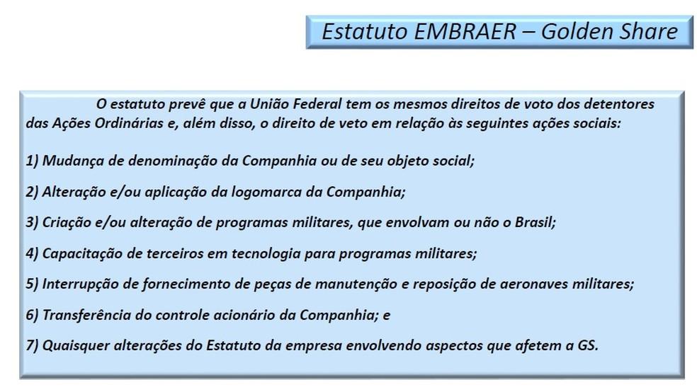 Material divulgado pela Presidência sobre o acordo Boeing-Embraer página 1 — Foto: Reprodução