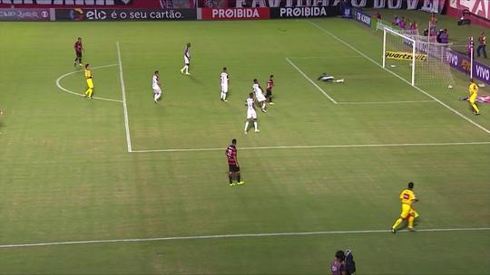 Disputa de gol mais bonito tem Guerra, Romero, Neilton, Damião e Cajá. Vote!