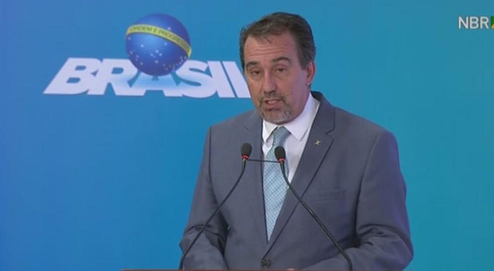 Gilberto Occhi, presidente da Caixa (Foto: Reprodução)