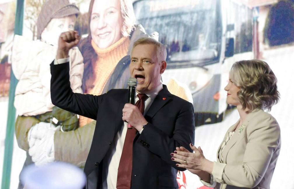 Resultado de imagem para eleições na finlandia