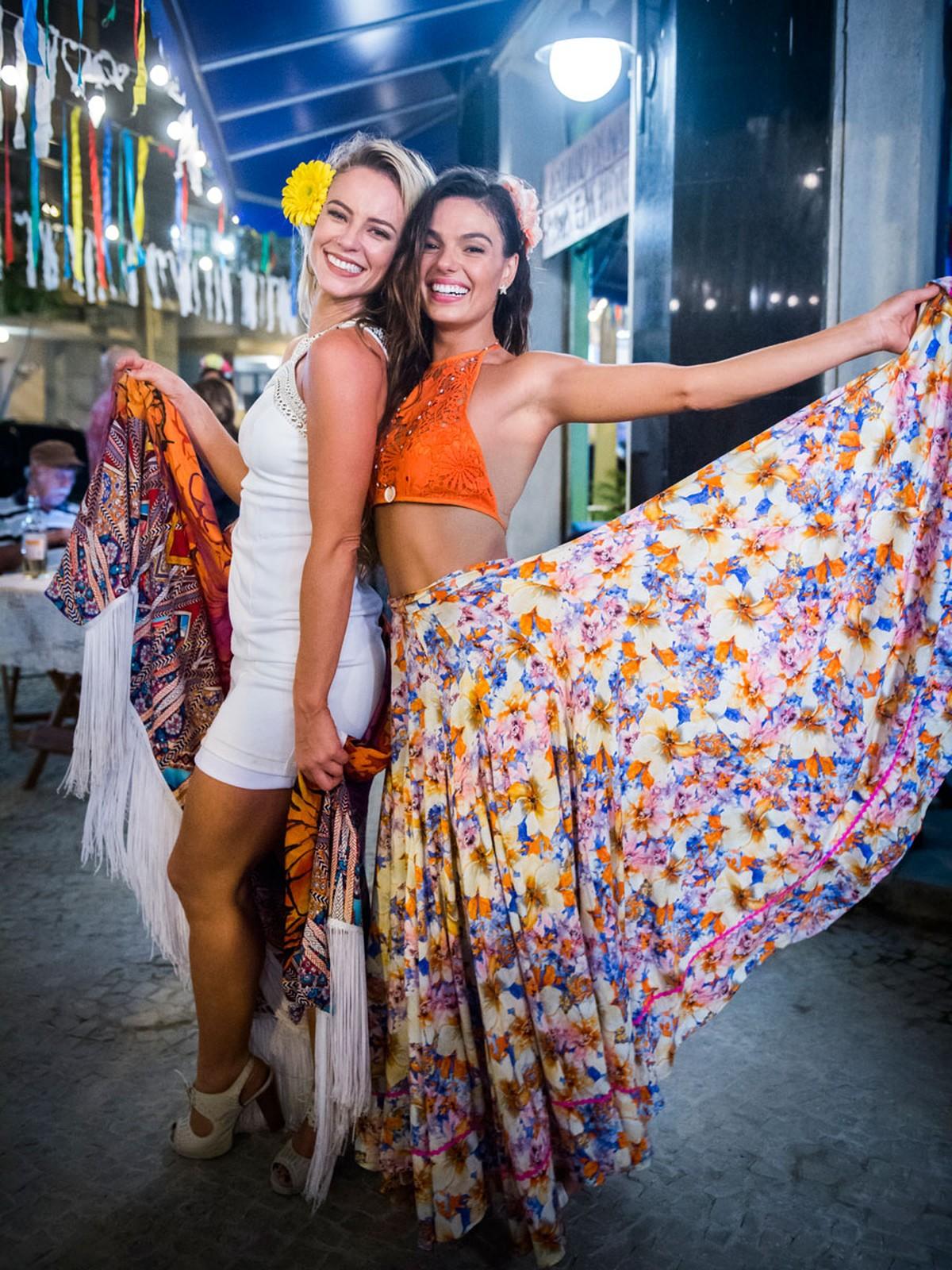 Dicas de moda  roupas de Carimbó de Jeiza e Rita encantam no capítulo de  19 6 93bb7cbe37d