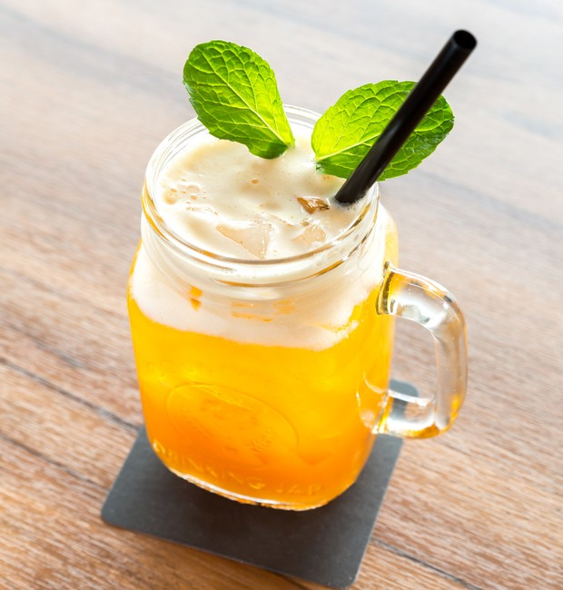 Chá de maracujá (Foto: Thinkstock)