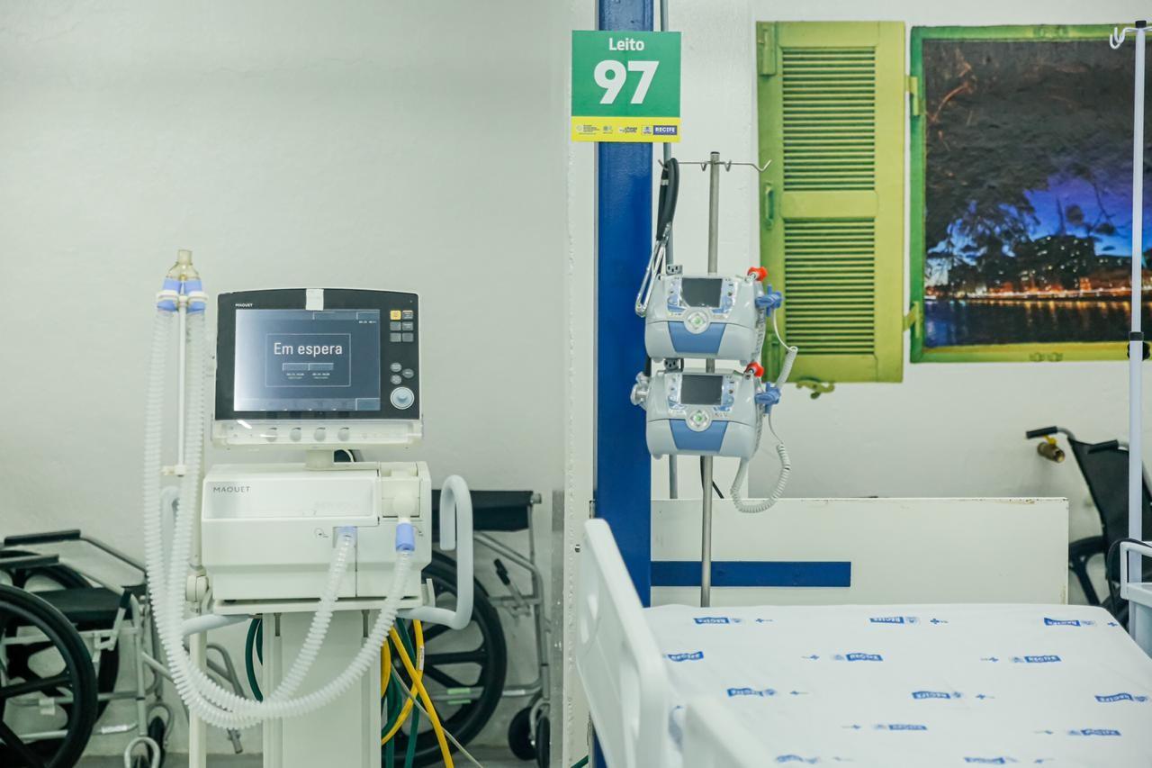 Justiça Federal determina quebra de sigilos do secretário de Saúde do Recife por causa de respiradores