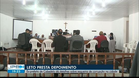 Xeque-Mate: Em depoimento, Leto Viana dá detalhes sobre esquema de corrupção em Cabedelo