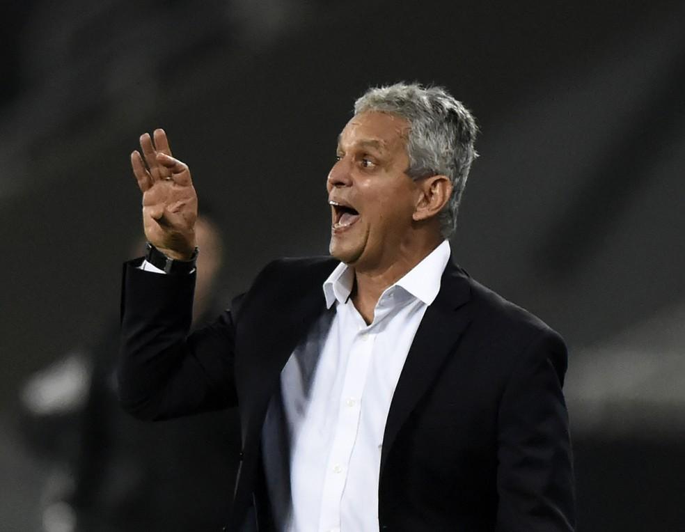 Rueda é o 10º técnico estrangeiro do Flamengo na história (Foto: André Durão)