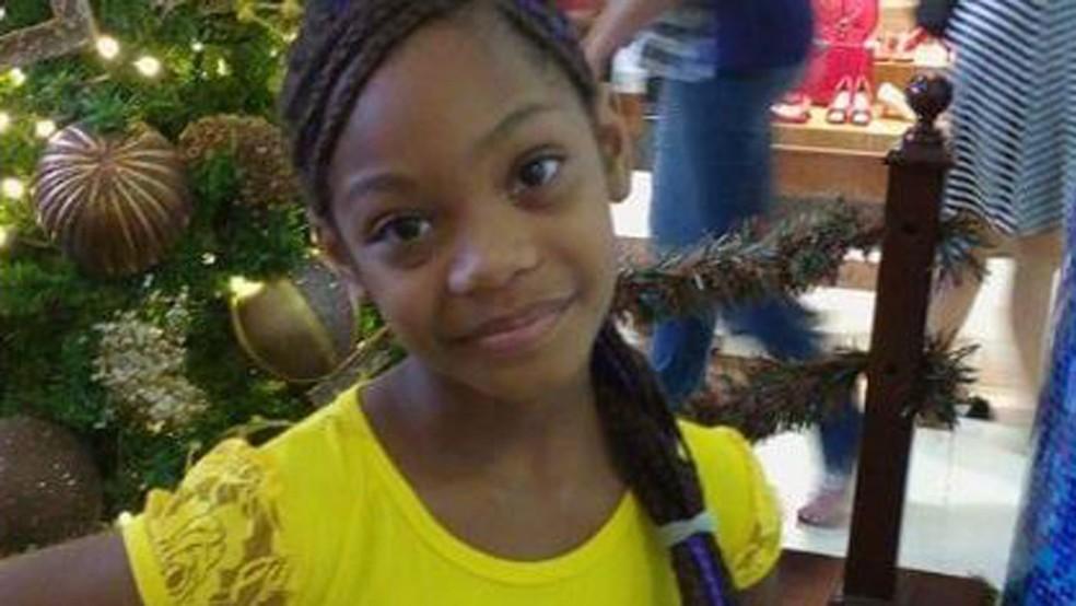 Ayshila Vitória, de 10 anos, foi morta dentro de casa, em Ribeirão Preto, SP — Foto: Arquivo pessoal/Divulgação