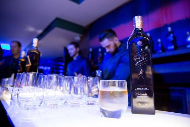 O Johnnie Walker Blue Label Ghost and Rare (Foto: Divulgação)