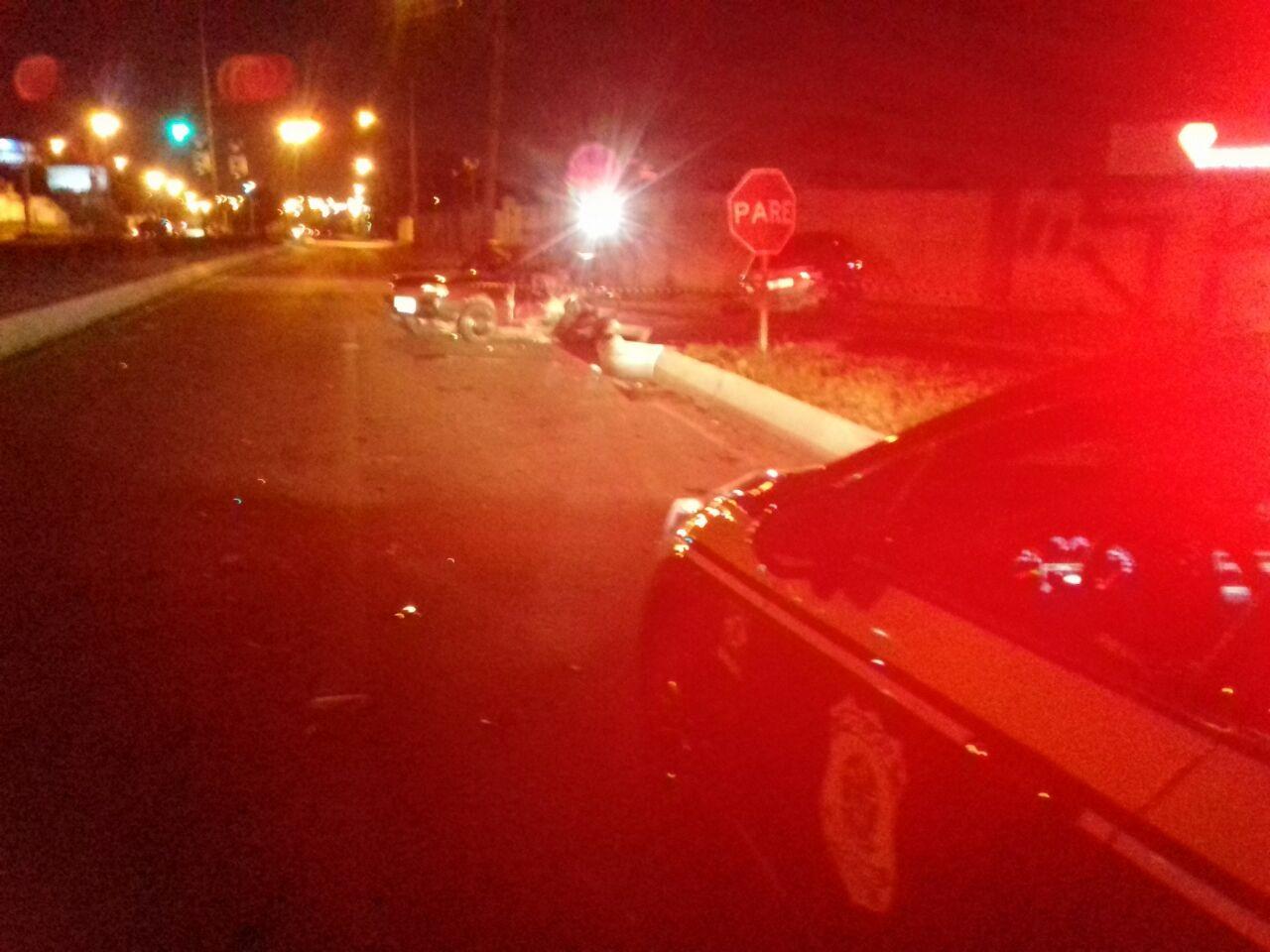 Motorista morre em acidente com três carros na Região de Curitiba