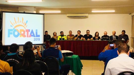 Fortal 2019 apresenta plano operacional para os 4 dias de folia