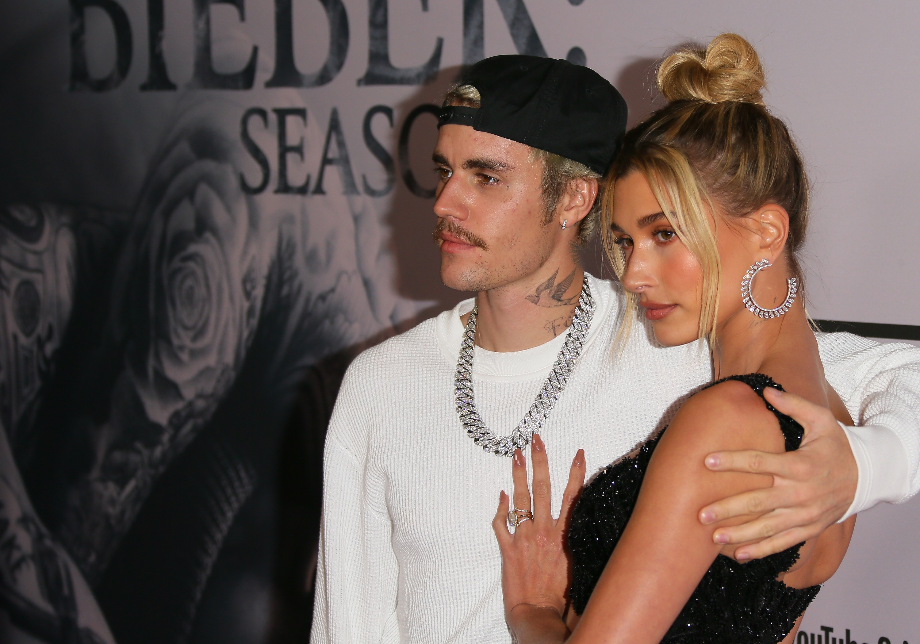 Justin Bieber e Hailey Baldwin (Foto: Getty Images)